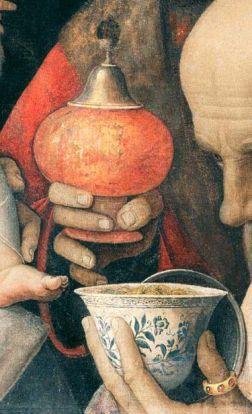 mantegna close up