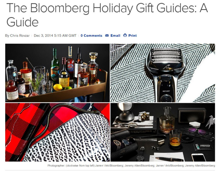 bloomberg gift guide
