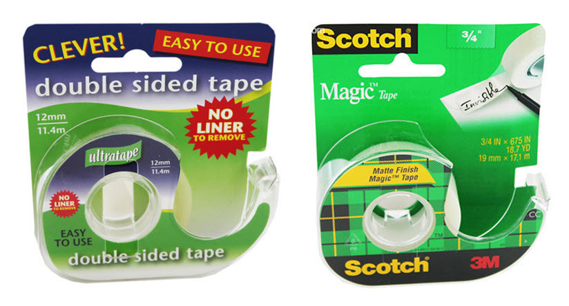clever tape for gifts