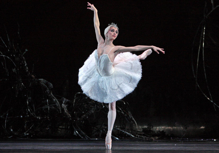 The magical Anthony Dowell's production of Swan Lake at ROH