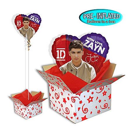 zayn balloon