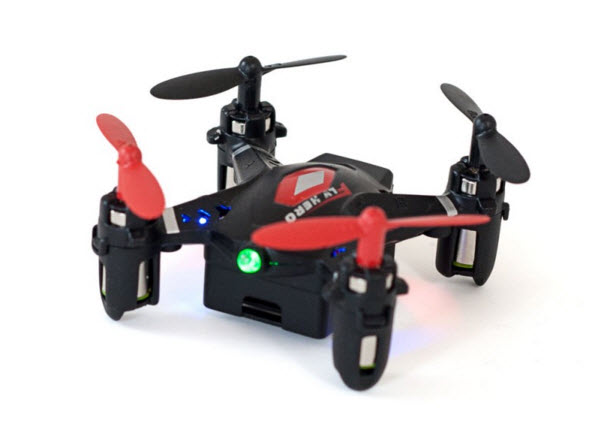 drone in black