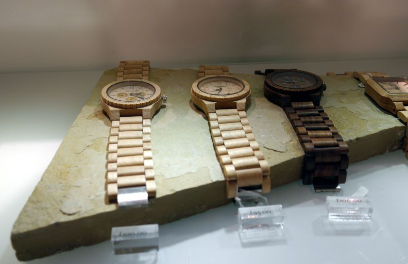 eco friendly wooden watches