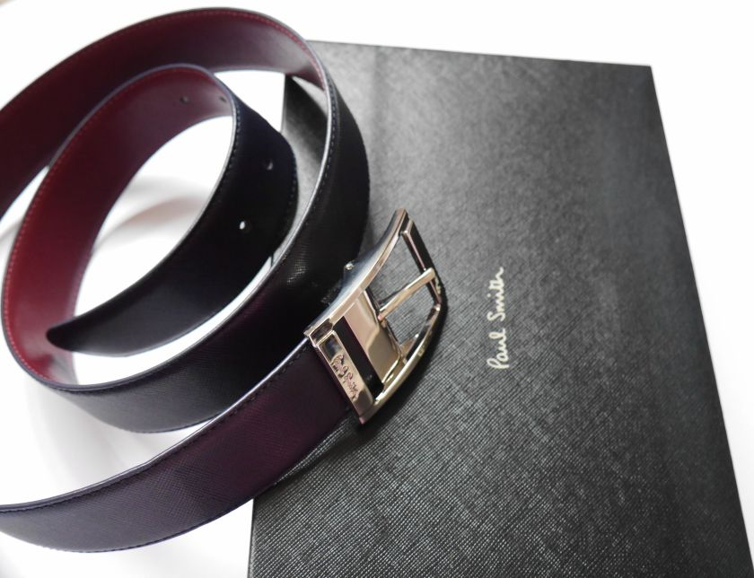paul smith double sided belt