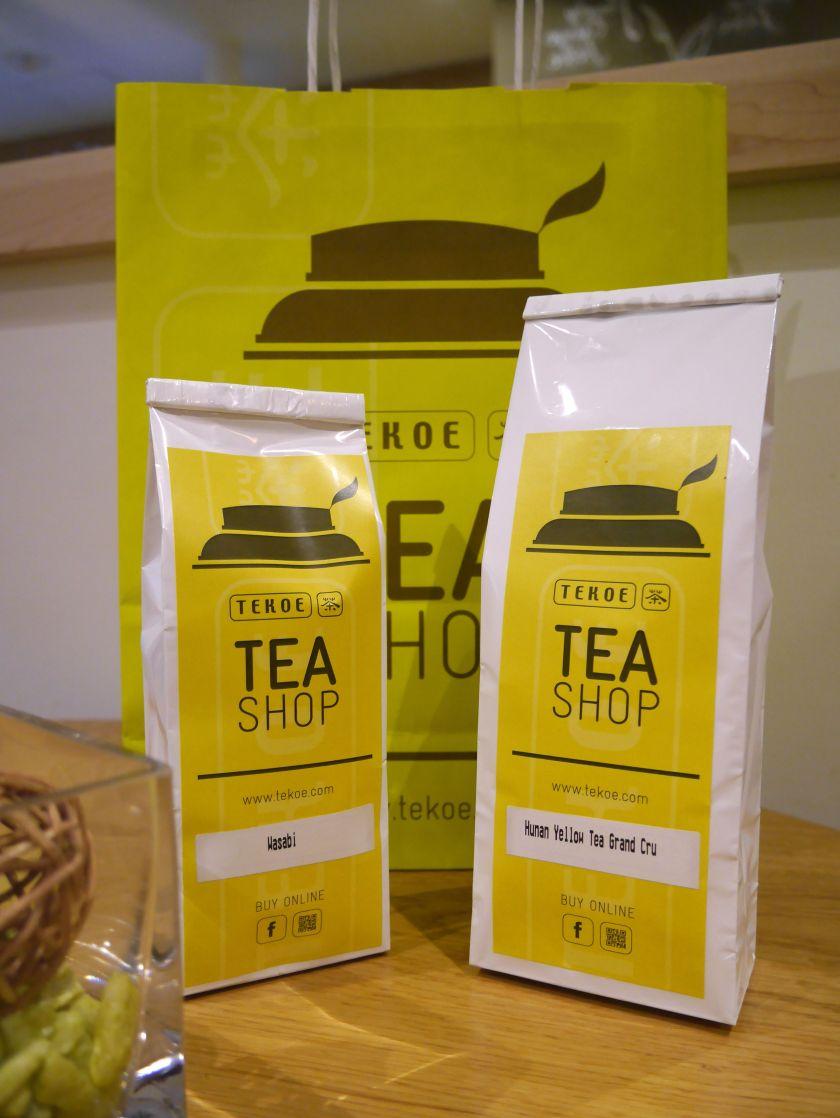 tekoe teas
