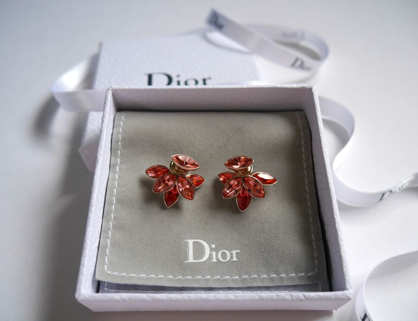 dior earring title