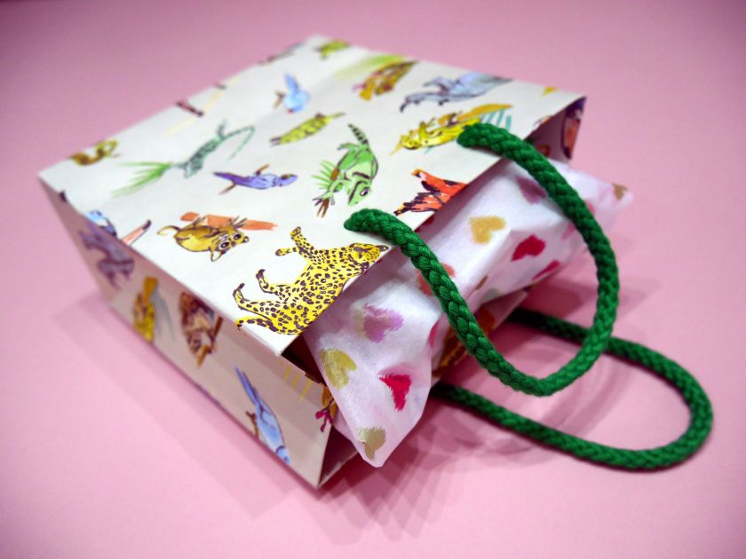 wrapped summer gift