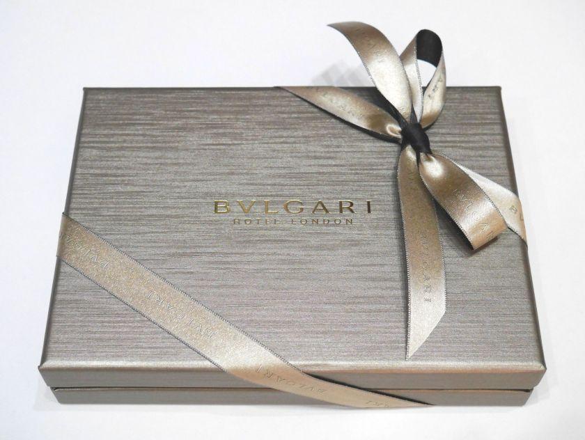 bulgari gift box