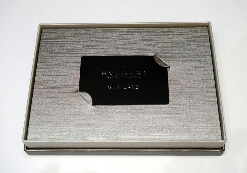 gift card inside